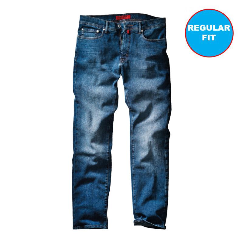 Pierre cardin jeans mid blue used