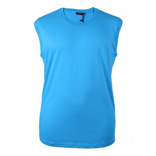 redfield mouwloos t-shirt blauw