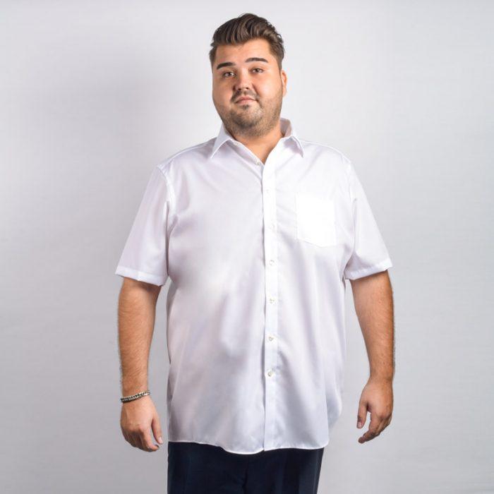 Casa moda overhemd wit