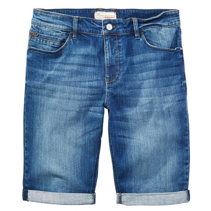 Redfield jeans short stonewashed