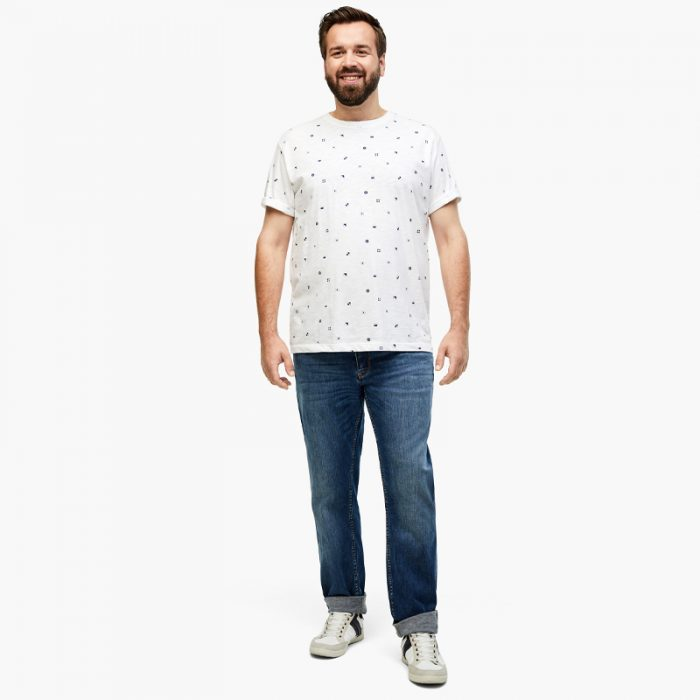 s.Oliver t-shirt all-over print