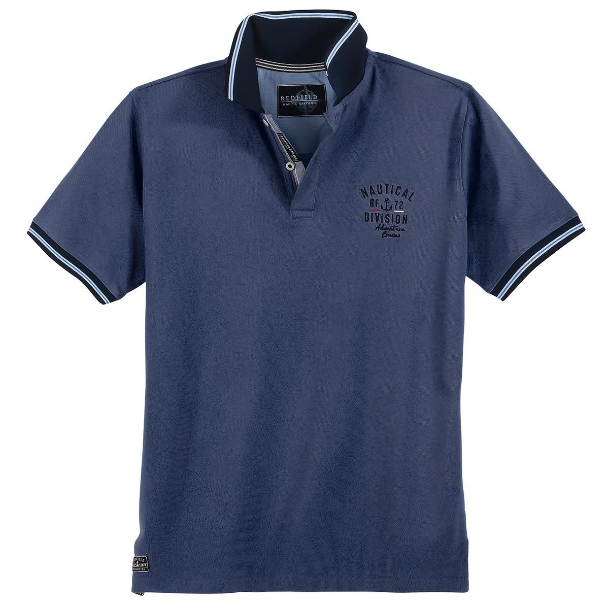 Redfield polo navy blauw